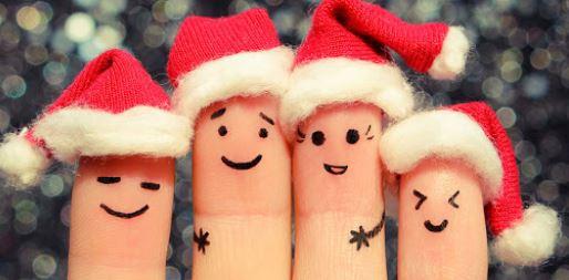 Felices días, felices fiestas y ¡FELIZ NAVIDAD!
