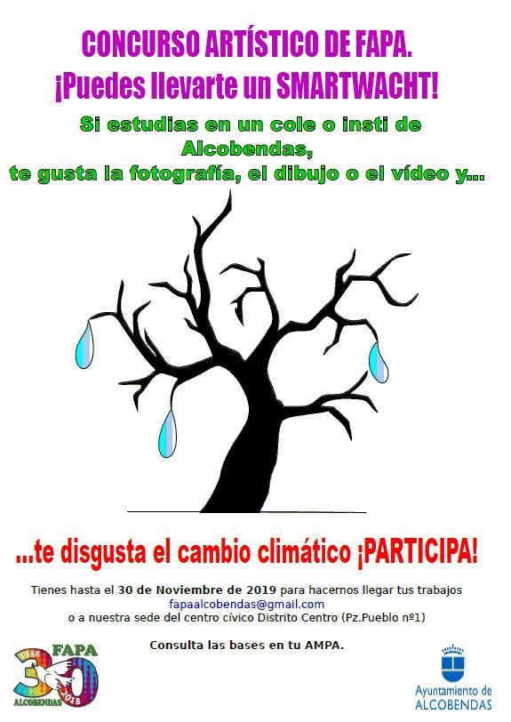 Participa hasta el 4 de Mayo 2020 en el Concurso de dibujo, pintura, collage, comic y fotografía sobre los Derechos del Niño